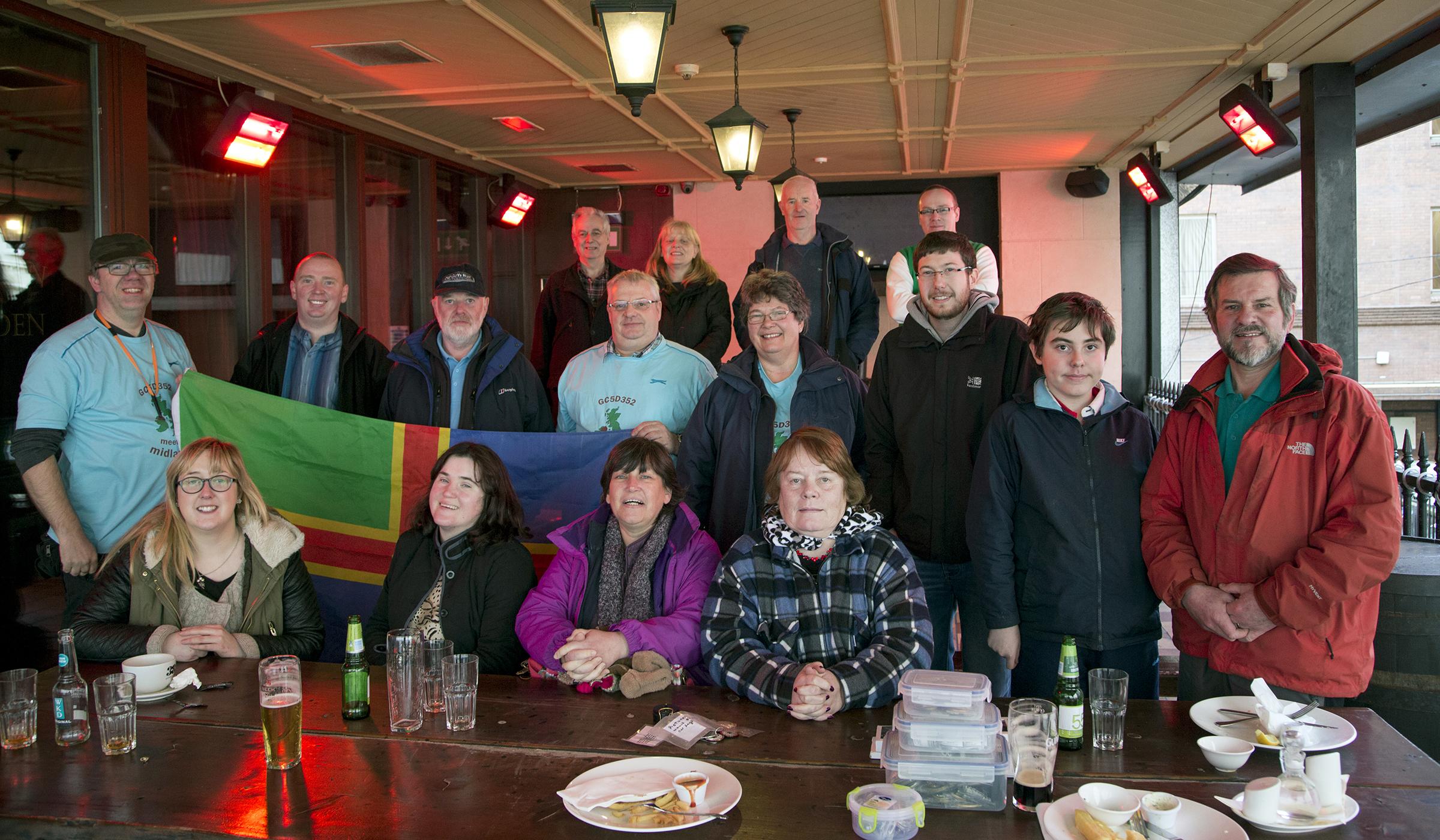 Meet the Midlanders Event - Photo courtesy of Halywid Hunters