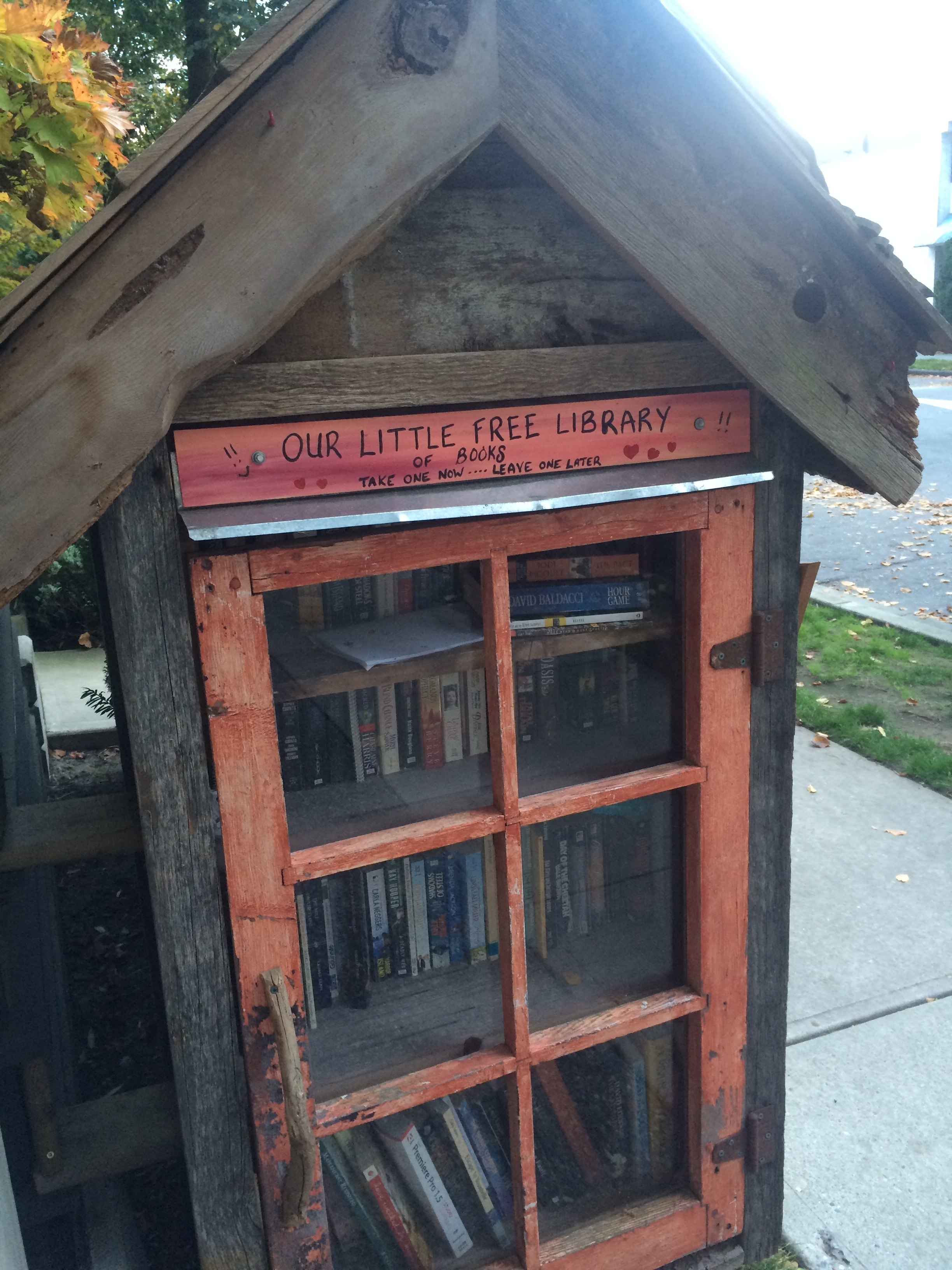 Cedar Cottage Free Library