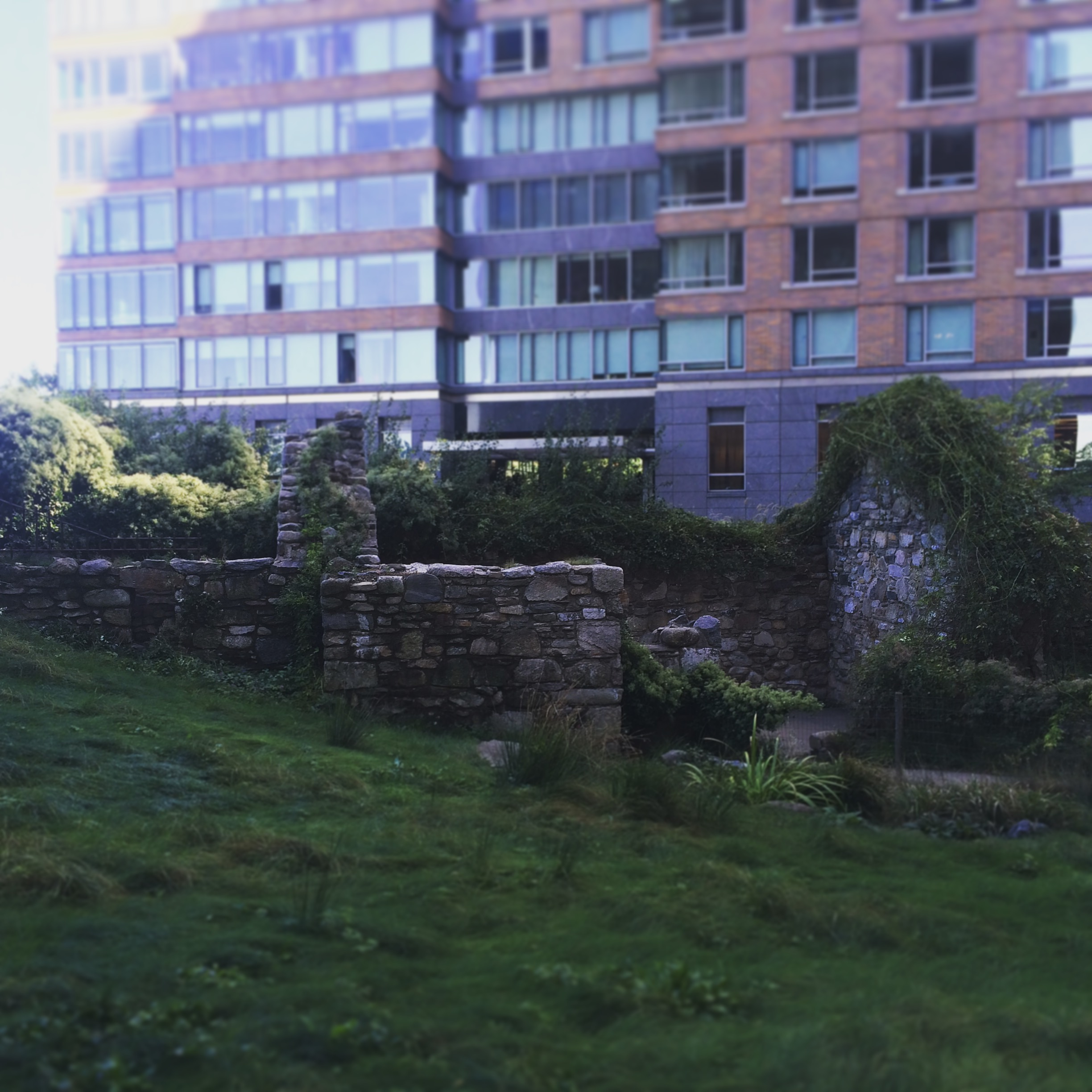Irish Hunger Memorial, Battery Park