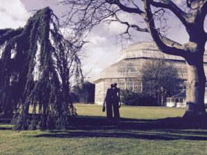 NATIONAL BOTANIC GARDENS DUBLIN IRELAND
