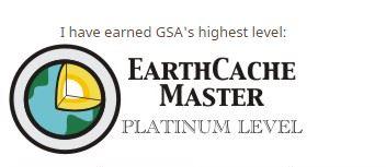 earthcache master platinum