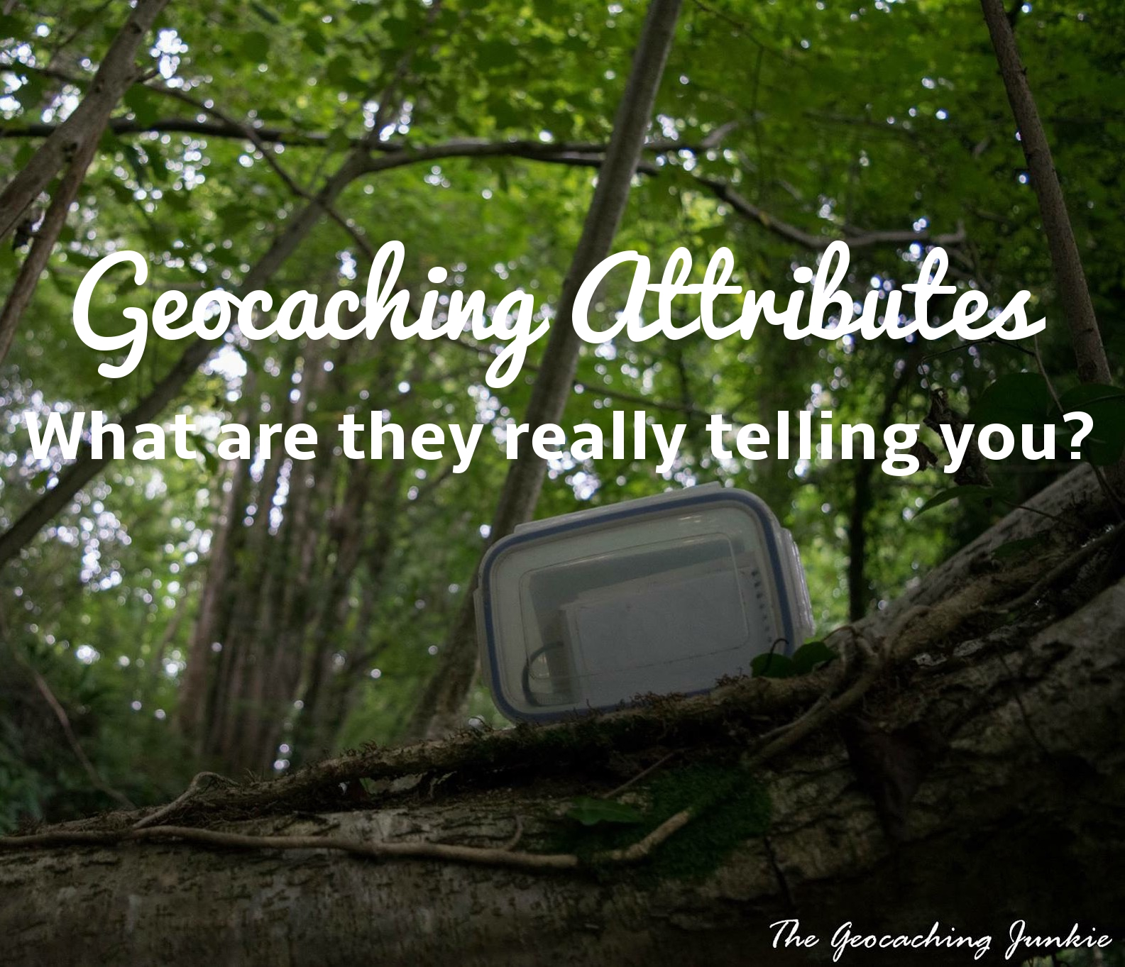 Geocaching Attributes: What Are They Really Telling You?