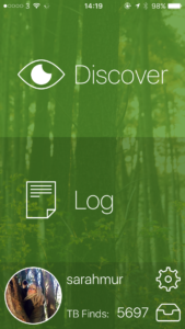 Geocaching Junkie App Review: TBScan for iPhone
