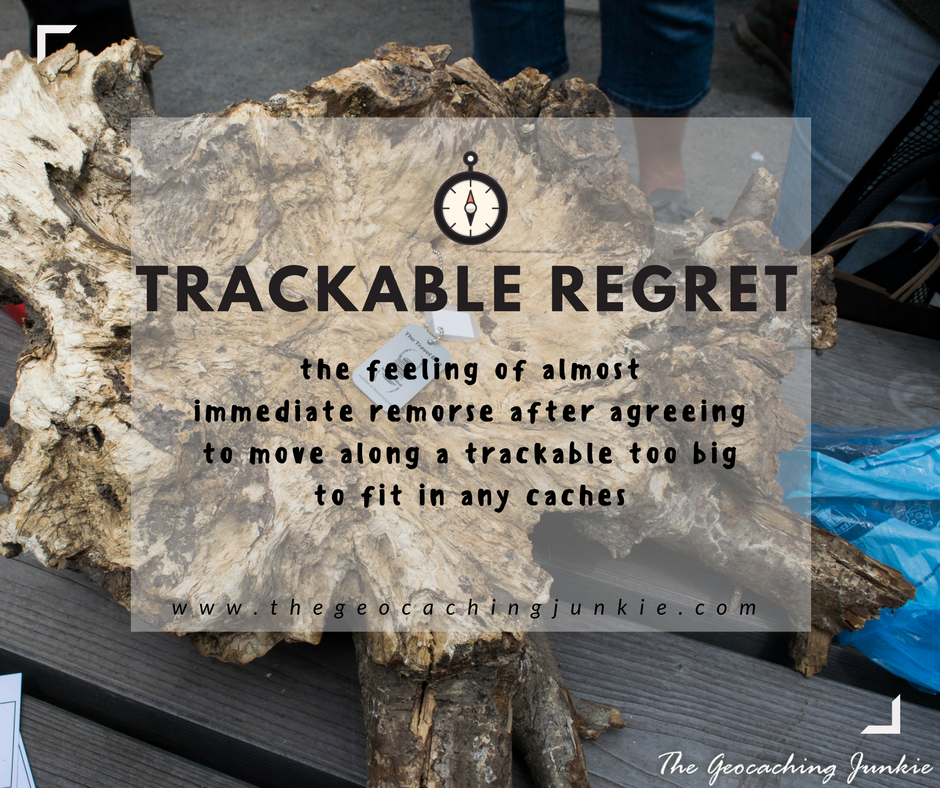 The Emotions of Geocaching