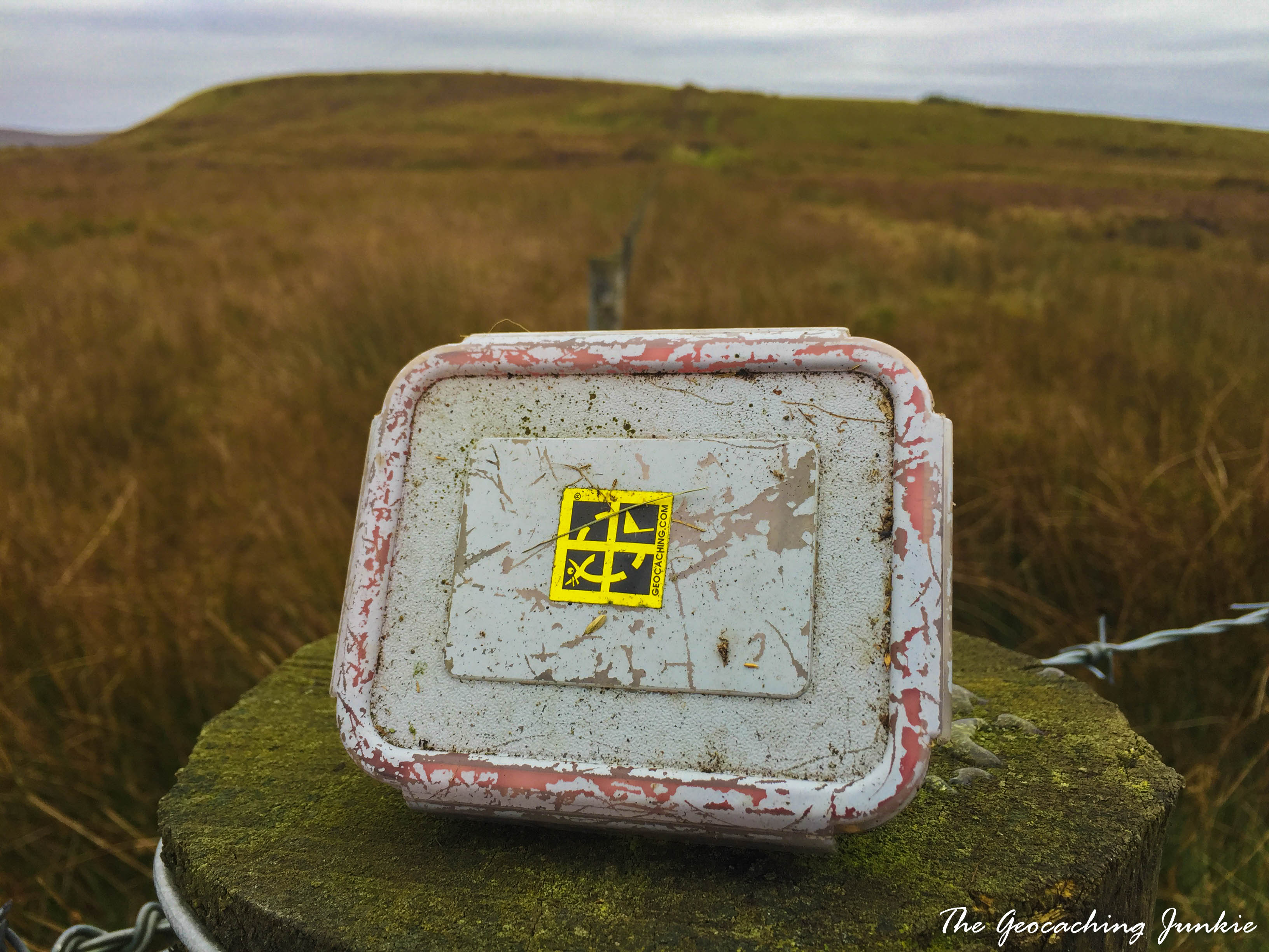 The Geocaching Junkie - In Defence of TFTC: why it's not the worse log you can receive on your caches