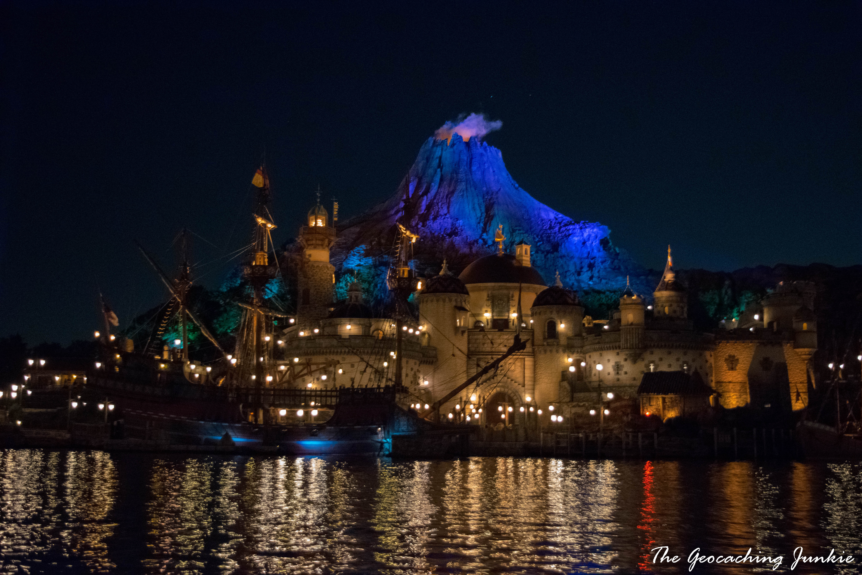 The Geocaching Junkie Tokyo DisneySea is it worth it