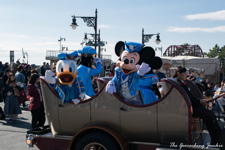 The Geocaching Junkie Tokyo Disney Sea Is it worth it