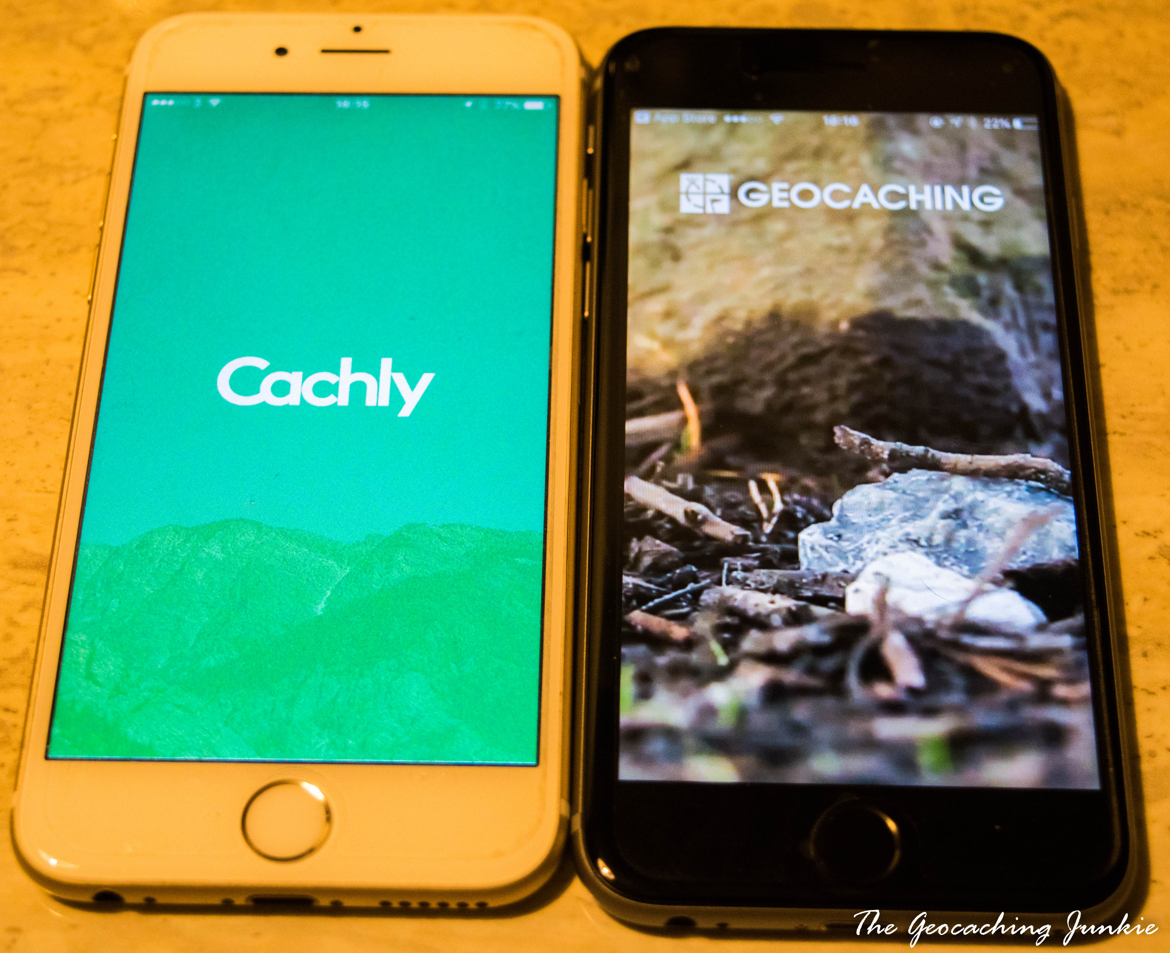 Geocaching app free vs paid dating