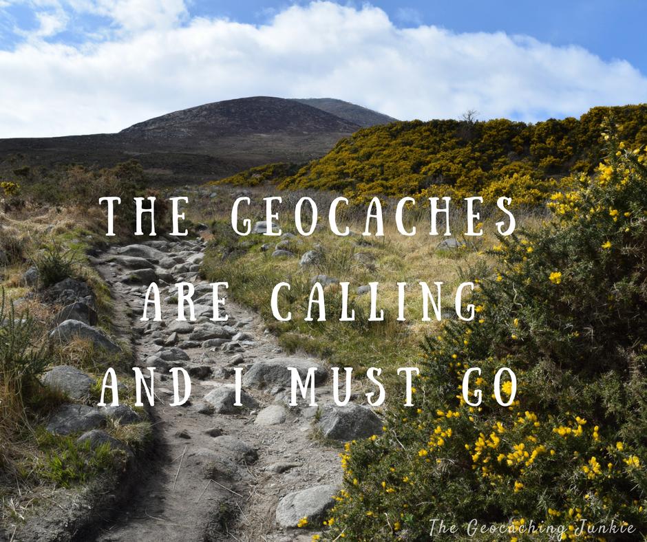 geocaches-calling