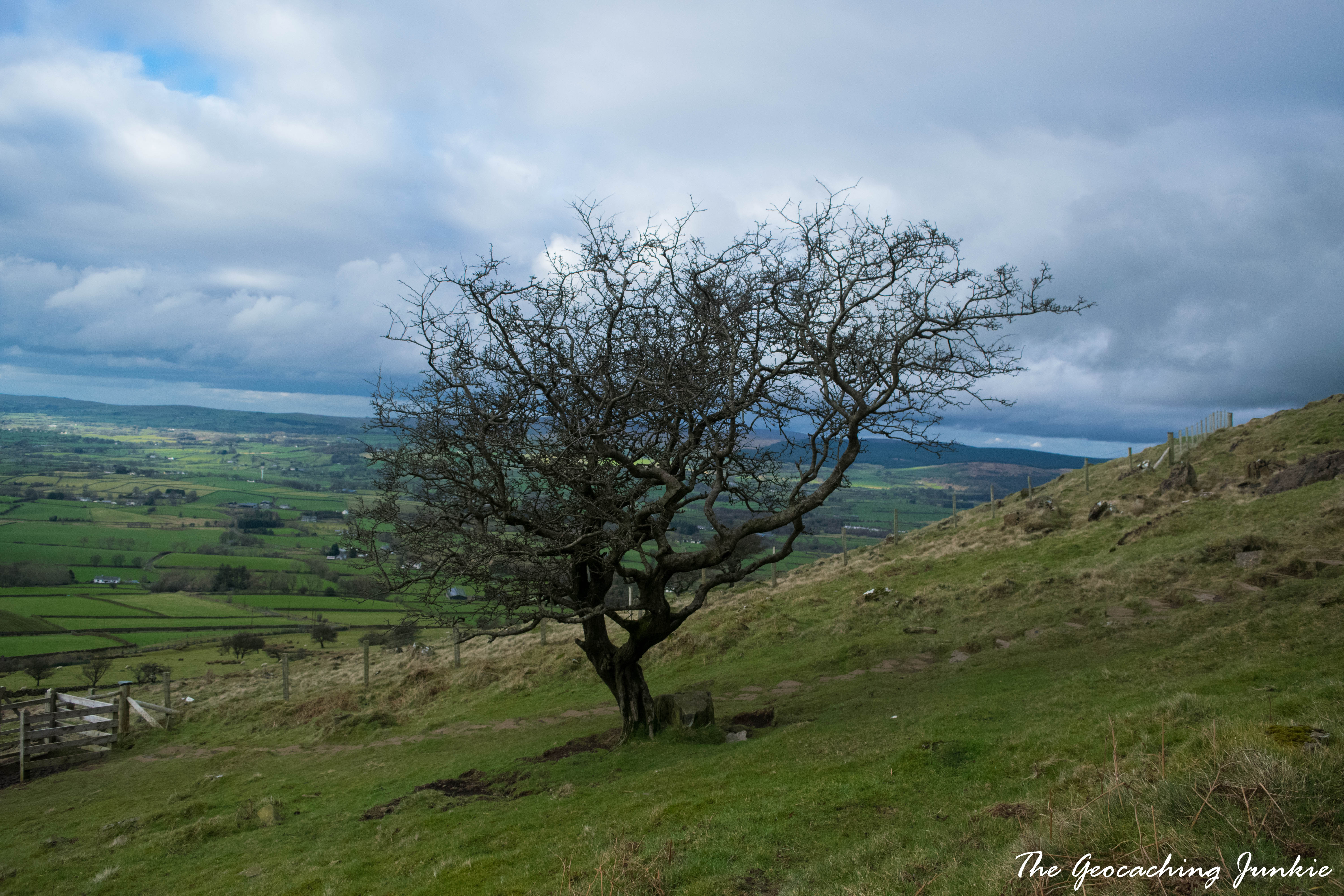 The Geocaching Junkie - Slemish: St Patrick's Mountain