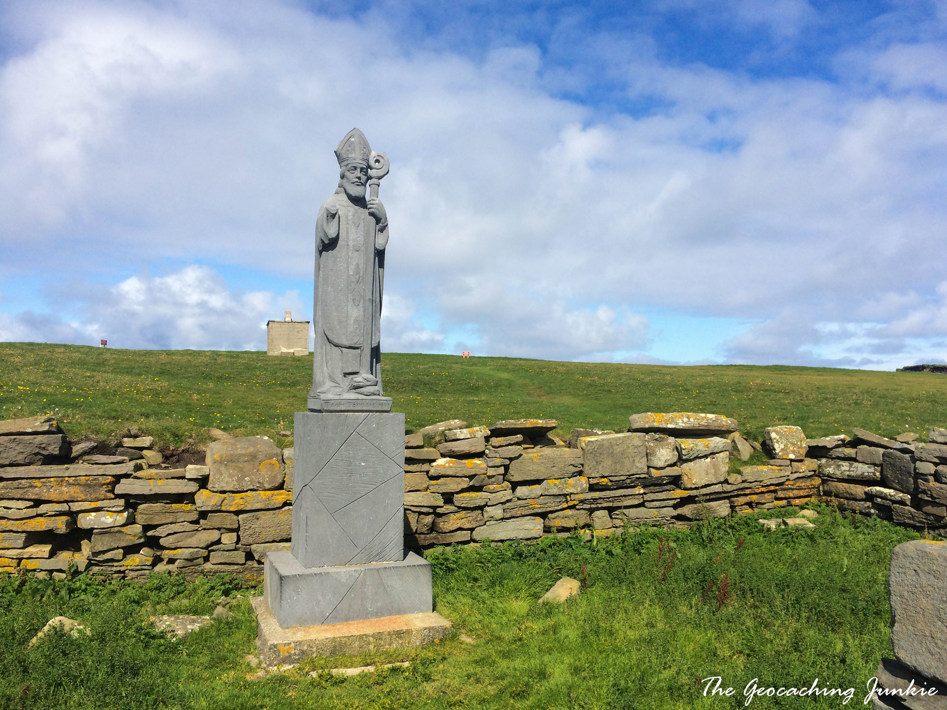The Geocaching Junkie: 8 Beautiful Locations Associated With Saint Patrick