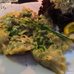 The Geocaching Junkie: Pierogi - meat dumplings in Gdansk Poland