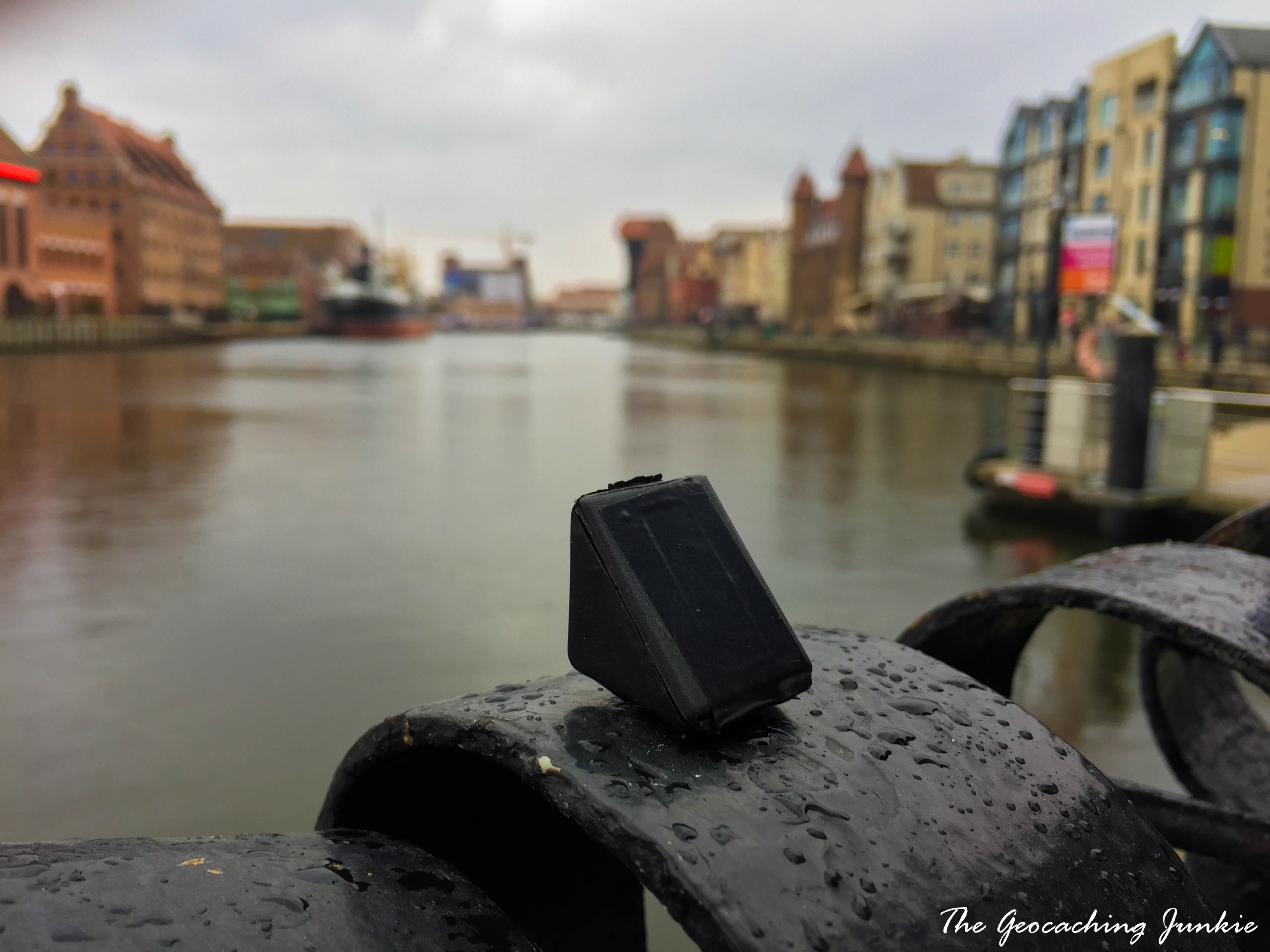 The Geocaching Junkie: Geocaching in Gdansk