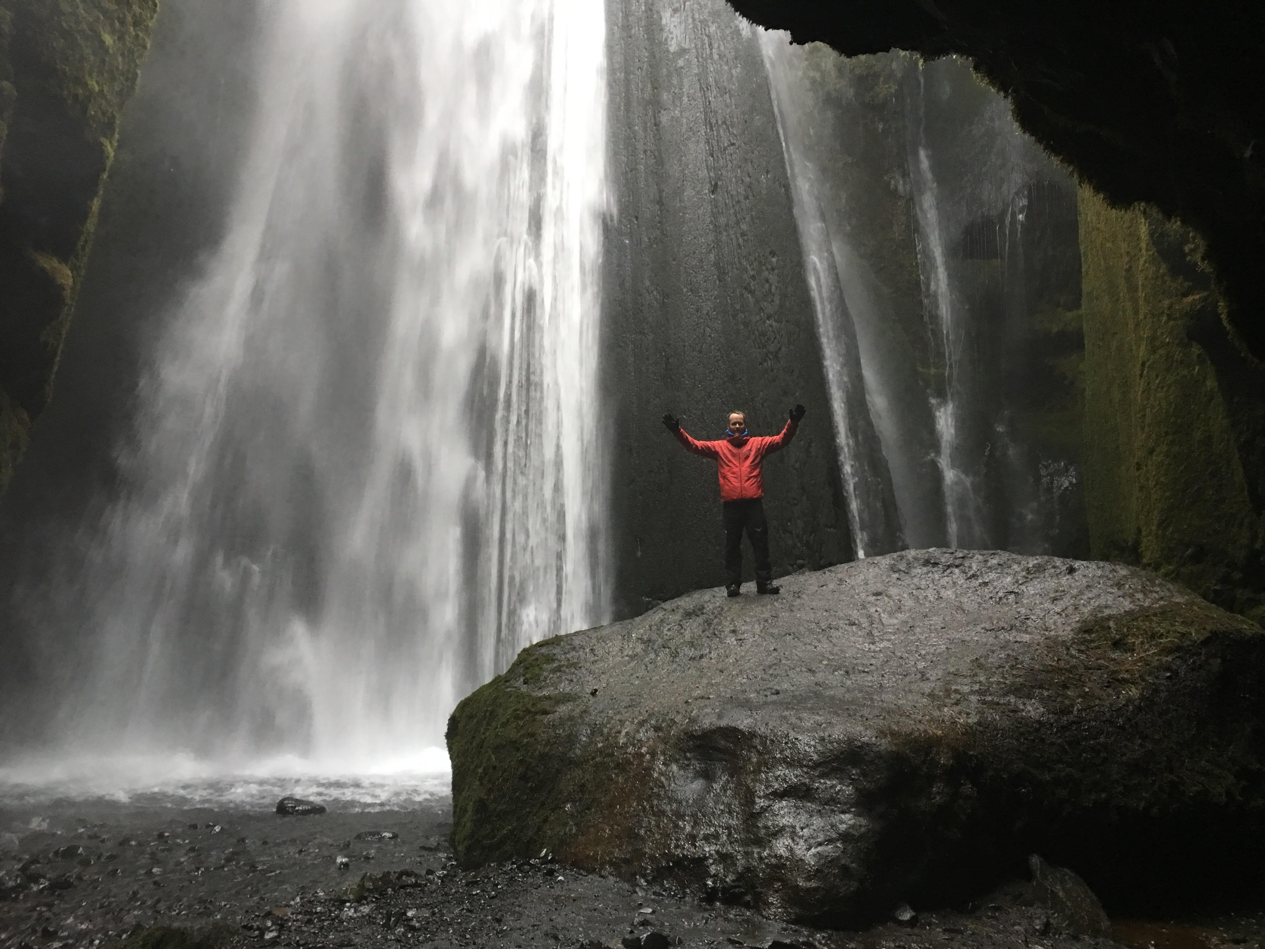 GLJUFURARFOSS CANYON Iceland
