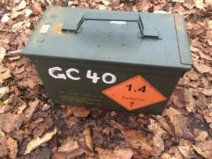 The Geocaching Junkie: GC40 Belgium