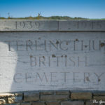 The Geocaching Junkie: Terlincthun British Cemetery