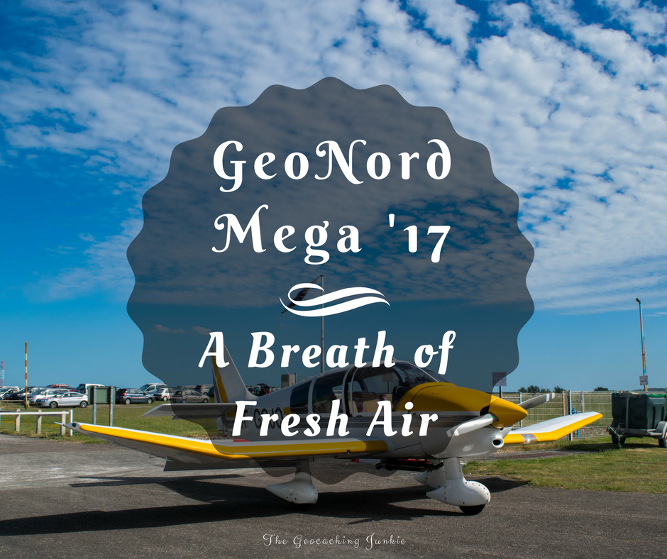 GeoNord Mega 2016: A Breath of Fresh Air | The Geocaching Junkie