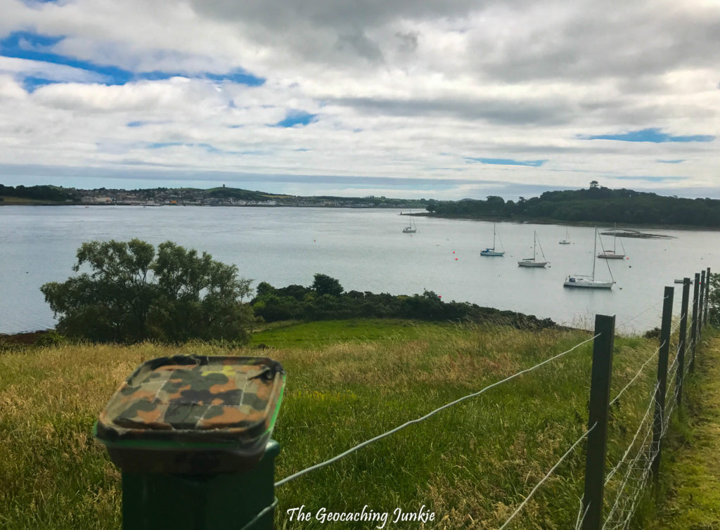 Audley's Field and Castle Geocache, Castle Ward | The Geocaching Junkie