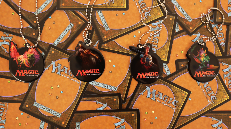 More MAGIC Words: Geocaching Trackable Giveaway!   The